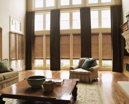Levolor Sunset Oak Blinds