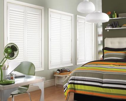 Shade-O-Matic Grandeur Shutters